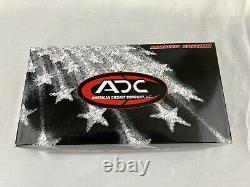 RARE ADC 1/24 Red Series #1 Fastrak Racing Late Model Dirt Car Black NIB