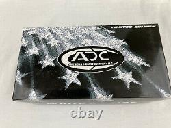 RARE ADC 1/24 White Series John Anderson #2 Quality Late Model Dirt Car COA NIB