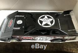 RARE Adc Dirt Car Late Model White Series Mike Marlar #157 45 Of 250