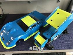 RC Dirt Oval Sprint and Late Model