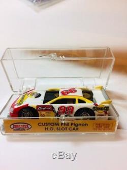 RRR-CUSTOM #99- Late Model Dirt Track Car Sunoco H O Slot Car