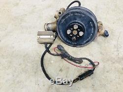 RaceMate SBC Alternator & Water Pump Dirt Late Model Imca Race Car