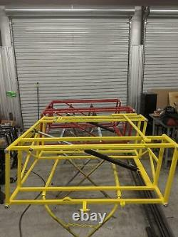 Race Car Lift Thoroughbred Racing Products New Late Model Dirt Car Pit Lift