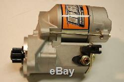 Racing Starter For Bert / Brinn Tranny, Dirt Late Model, Sbo22
