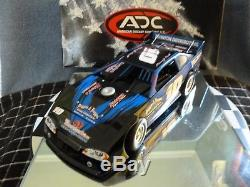 Randy Hall #10 1/24 2006 DIRT Late Model CAR Rare Red Series Autographed