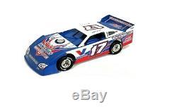 Rare 1/24 Adc Matt Kenseth Dirt Late Model Dirt Car