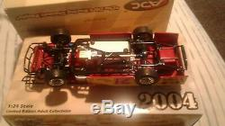 Rare 2004 1/24 Adc Billy Moyer Modified Dirt Late Model Mint In Box