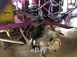 Rayburn dirt late model / roller only dirt race car