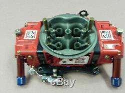 Rebuilt KB Carburetor 1000 CFM Billet 1.590 Venturi Nascar Nhra Dirt Late Model