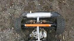 Redcat XR Rampage Gas 1/5th Scale Late Model Dirt Oval Custom HPI FG Rally Car
