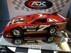 Rick Eckert #7 1/24 2017 Dirt Late Model ADC