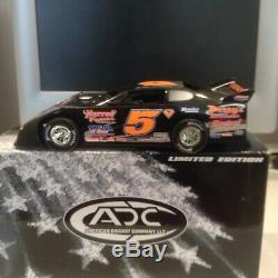 Rodney Combs #5 (2008) ADC Dirt Late Model Diecast 1/24 Scale / #28 of 250