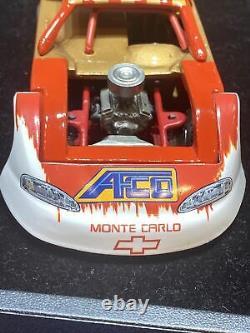 Rodney Combs Created Tim Hitt #68. MDC 124 Dirt Late Model. RARE