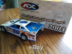 Roger Long#36 Late model dirt car 2004 ADC 124 scale Limited edition