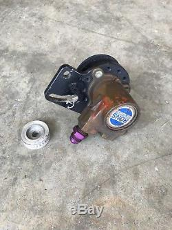Rons Belt Drive Fuel Pump Dirt Late Model Imca Race Car