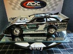 Ryan King #1 2021 Dirt Late Model 124 scale ADC New Body