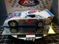Ryan Markham #5m 1/24 2016 Dirt Late Model ADC Red Series