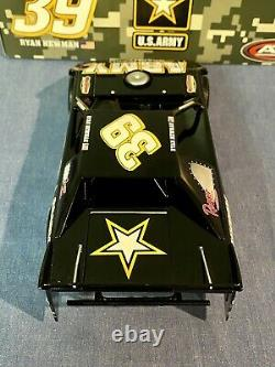 Ryan Newman 2009 Us Army Prelude To The Dream 1/24 Adc Dirt Late Model 1/500