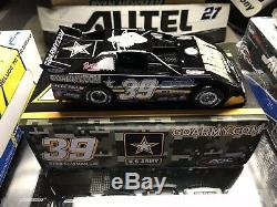 Ryan Newman Signed 2009 U. S Army Prelude To The Dream ADC 1/24 Dirt Late Model