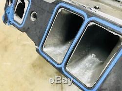 SBC 23 Degree AFR Alum Ported Cylinder Heads Dirt Late Model IMCA Race Car