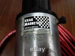 SBC BBC FRESH Krag Magneto Distributor Sprint Car Drag Race Dirt Late Model