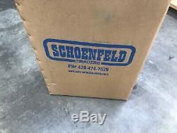 SCHOENFELD Dirt Late Model Headers 1-5/8 1-3/4 142-605LVG