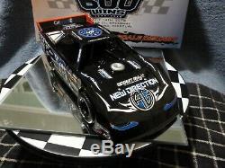 SCOTT BLOOMQUIST #0/18 2018 600 Win Car Dirt Late Model 1/24 ADC