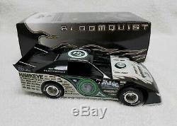 SCOTT BLOOMQUIST #0 1/24 2010 ADC DIRT LATE MODEL CAR DIXIE CHOPPER action #18