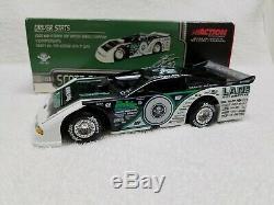 SCOTT BLOOMQUIST #0 2001 ACTION XTREME 1/24 DIRT LATE MODEL RACE CAR adc 18 1/64