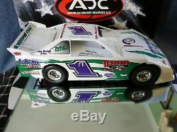 Scott Autry #1 2006 ADC DIRT LATE MODEL 1/24 Red Series Rare
