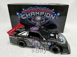 Scott Bloomquist #0 1/24 Adc Dirt Late Model 2016 Lucas Oil Champion Car #18 New