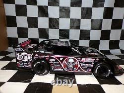 Scott Bloomquist #18 2020 DRYDENE Dirt Late Model 124 scale car ADC DW220M240