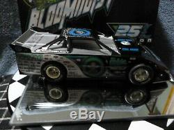 Scott Bloomquist 1/24 2006 25 Years Of Domination Dirt Late Model Autographed