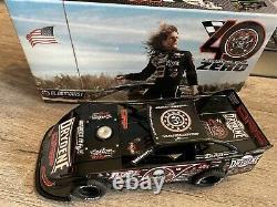 Scott Bloomquist 1/24 40 Years Of Zero Dirt Car ADC Late Model White Series