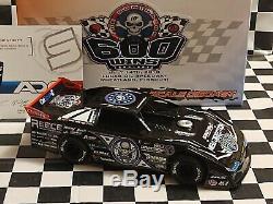 Scott Bloomquist 2018 #0 600 Wins 1/24 Dirt Late Model Diecast Car ADC