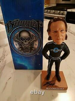 Scott Bloomquist Bobblehead New In Box AUTOGRAPHED Dirt Late Model SOLDOUT w Pic