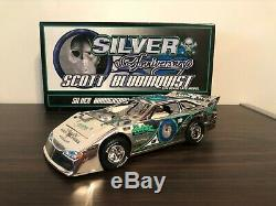 Scott Bloomquist Dirt Car 25th Anniversary Diecast 1/24 Late Model