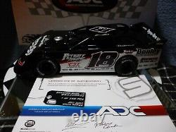 Shannon Babb #18 2020 Dirt Late Model 124 scale ADC New Body