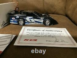 Signed Edition Kyle Larson 1/24 ADC Dirt Late Model Diecast 1/1400 #103 Sold Out