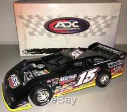 Steve Francis#15 ADC 2012 White Series Dirt Late Model 1/24 scale