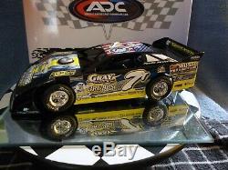 Steve Thorsten #7 1/24 2017 Dirt Late Model ADC Red Series