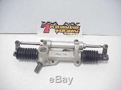 Sweet 3-1/4 Ratio Power Steering Rack 18-1/4 UMP Dirt Late Model QQQ7