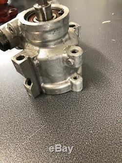 Sweet Aluminum Rear Mount Hex Power Steering Pump Dirt Late Model Sprint Car