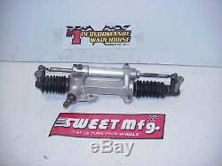 Sweet MFG. Power Steering Rack & Pinion 18-1/4 UMP Wissota Dirt Late Model JR1