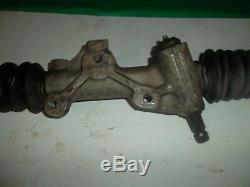 Sweet steering rack 2 1/2 manual ump imca dirt late model appleton woodward asa
