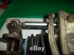 Sweet steering rack 3 3/4 ump imca dirt late model rocket appleton woodward asa
