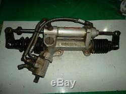 Sweet steering rack 4 ratio ump imca dirt late model rocket appleton woodward