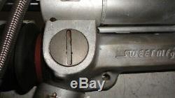 Sweet steering rack servo ump imca dirt late model asa arca port city howe afco