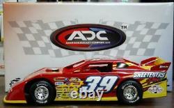 TIM McCREADIE #39 Dirt Late Model ADC 124 Diecast Model 1 of 500