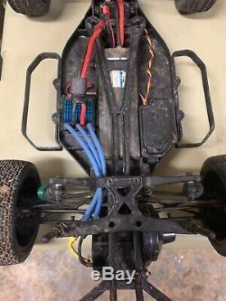 Team Associated SC10 2WD Short Course Truck Latemodel Dirt Oval ARtr